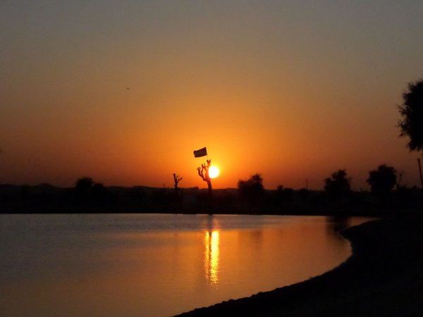 Arabian Ranches Dubai – Stillness