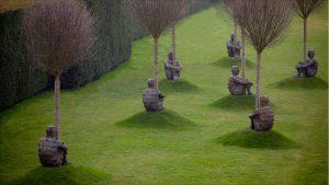 Jaume Plensa The Heart of Trees. Photography Jonty Wilde