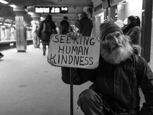 Homeless Communion – Creativity and Compassion by Rev Sally Binymin