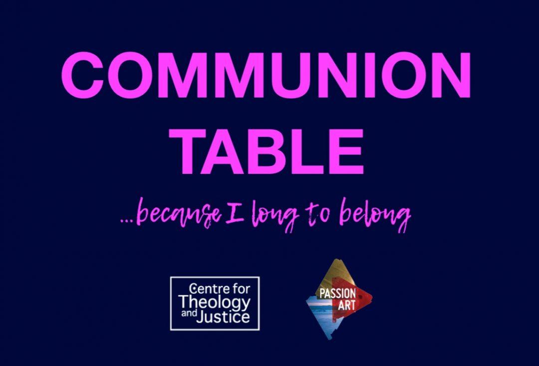Communion Table –