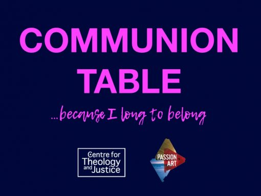 Communion Table –